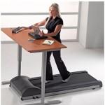Lifespan Fitness TR800-DT3 Standing Desk Treadmill