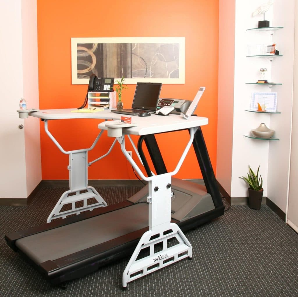 the 5 best treadmill desks examined existence. Black Bedroom Furniture Sets. Home Design Ideas
