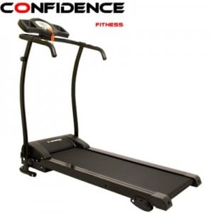 confidence treadmill