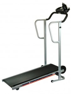 phoenix 98510 easy-up manual treadmill