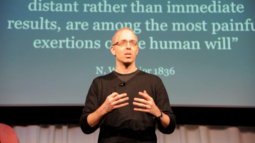 Daniel Goldstein's TED Talk on the Battle Between Your Present and Future Self