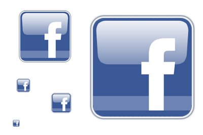 how to change icon facebook