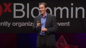 Shawn Achor Gives a Hilarious TED Talk on Happiness