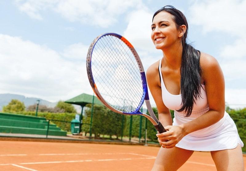 tennis service