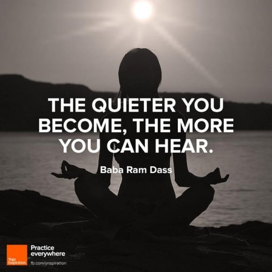 Quotes About Meditation