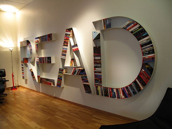 40 Creative Bookcase Designs To Give You Ideas - Examined Existence