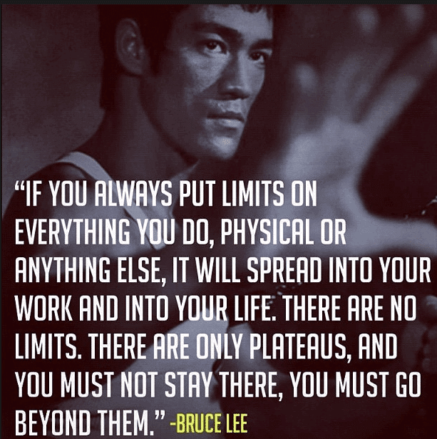 Extrêmement 10 Motivational Bruce Lee Quotes That Will Make You Take Action  DO65