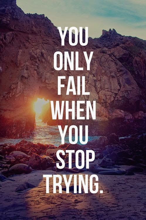 Motivational Phrases Gorgeous 15 Picture Quotes About Trying New Things  Examined Existence