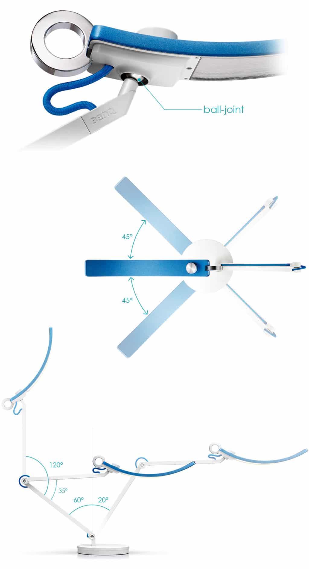 benq-ereading-lamp-flexibility
