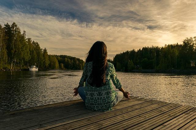 morning motivation - yoga exercise