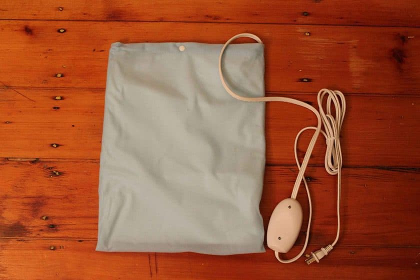 one of the best heating pad with electric cord