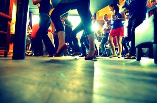 danceing