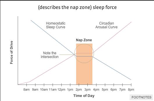 nap zone