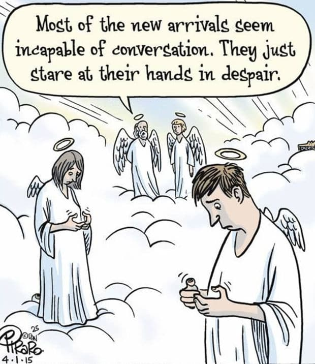 angels smartphone