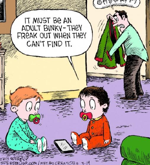 Addiction to Technology